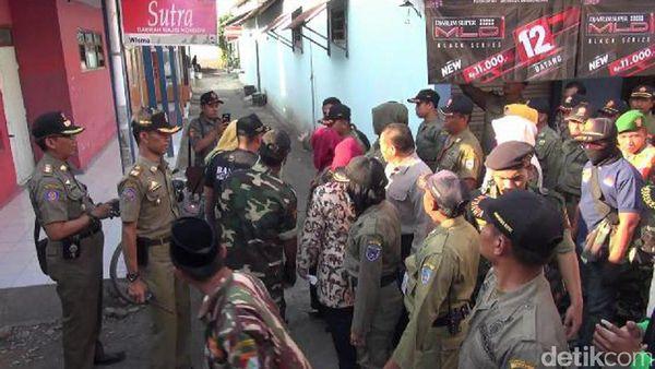 Tiga Lokalisasi di Tegal Ditutup, Ratusan PSK Dipulangkan
