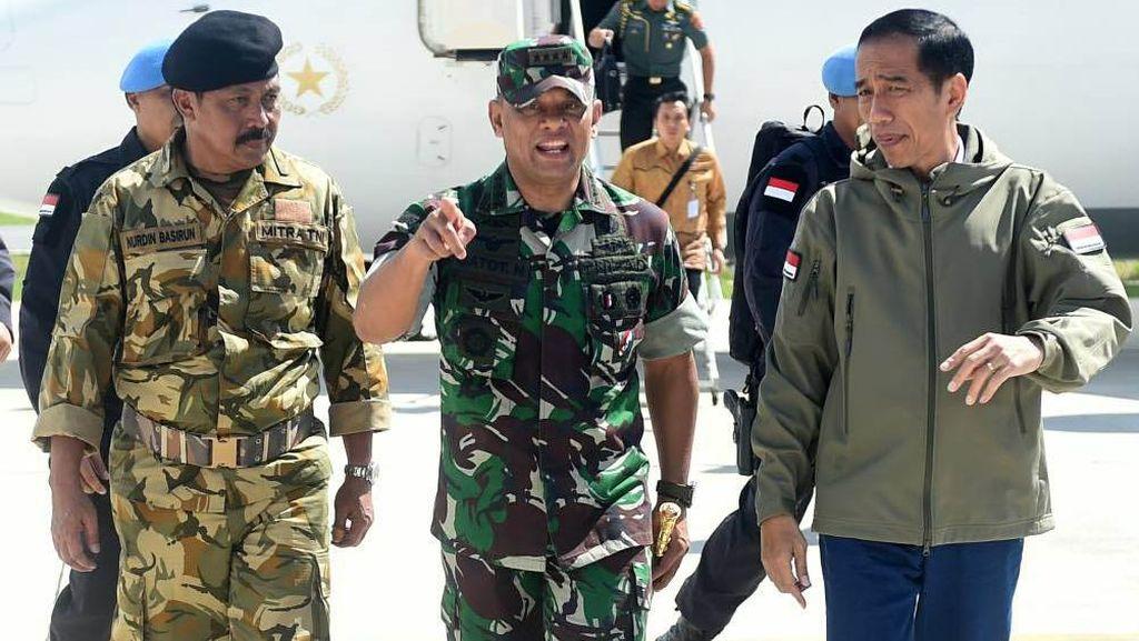 Ditolak Masuk AS, Panglima TNI Kecewa