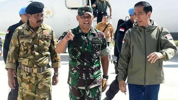 Kasus Heli AW 101 Bikin Panglima Terkesan atas Prediksi Jokowi