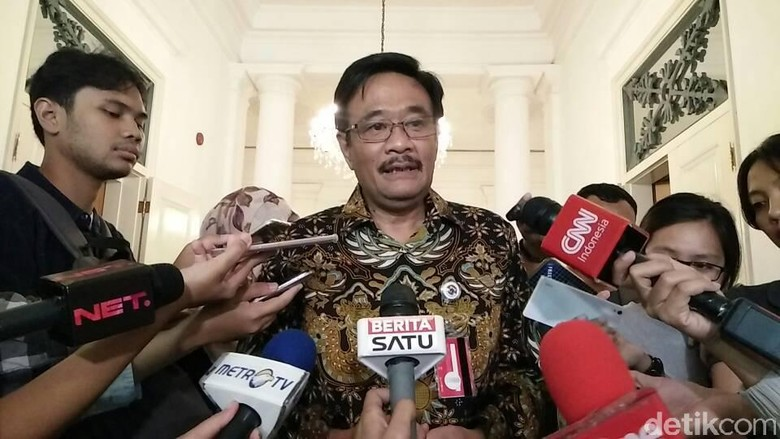 Djarot Larang Sahur on The Road Selama Ramadan