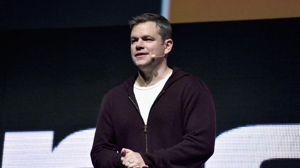 Ayah Matt Damon Meninggal Dunia karena Kanker