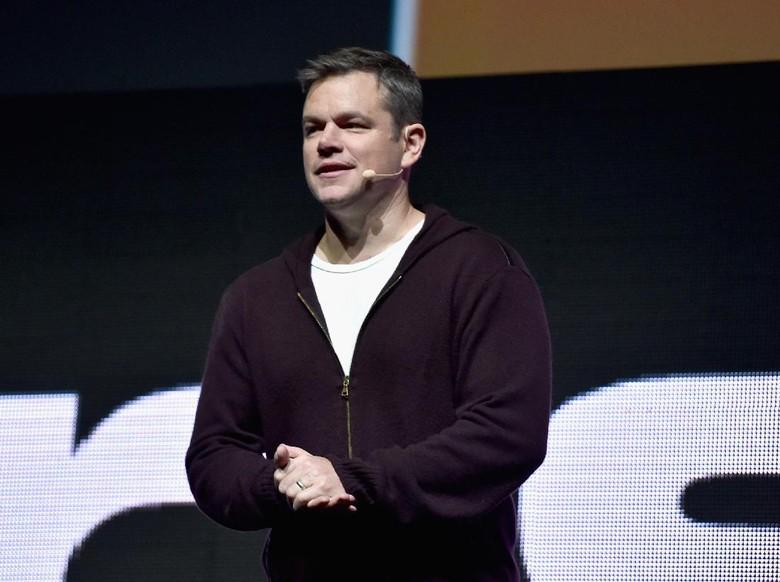 Matt Damon Bantah Terlibat Kasus Pelecehan Produser Hollywood