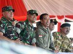 Indikator Sebut Jokowi Nikmati Manuver Politik Panglima TNI