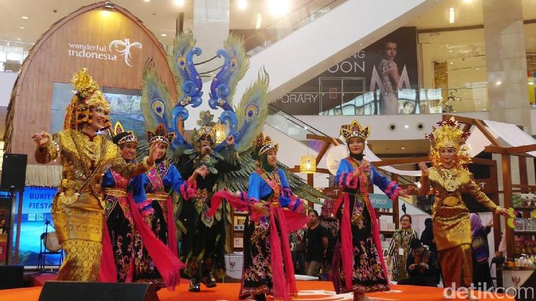 Peresmian Indonesia Street Bukit Bintang Fiesta (Kurnia/detikTravel)