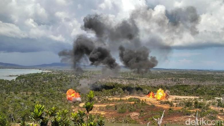 TNI Akan Bangun Pangkalan Militer di Semua Pulau Terluar Indonesia