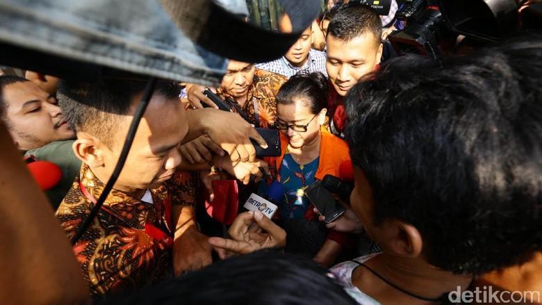 Miryam Kembali Jalani Pemeriksaan di KPK