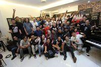 Indra Lesmana Hingga Fariz RM, 100 Keyboardis Bakal Sepanggung di Sini