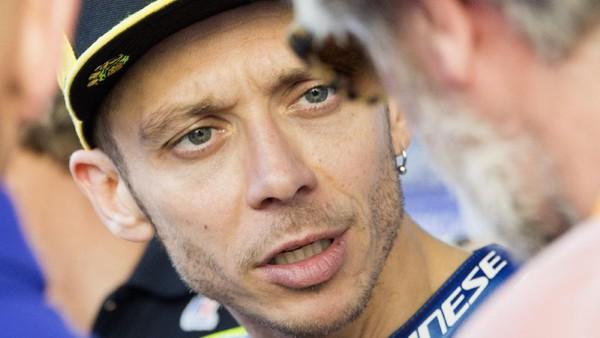 Meski Hasil Latihan Kurang Oke, tapi Rossi Bisa Lebih Nyaman dengan Motor
