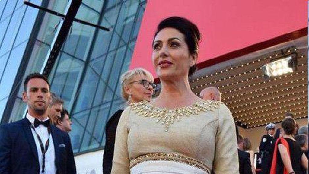 Menteri Israel Pakai Gaun Bergambar Jerusalem di Cannes Jadi Kontroversi