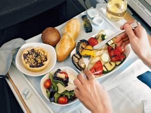 Ini 5 Makanan Terlarang untuk Dibawa ke Pesawat
