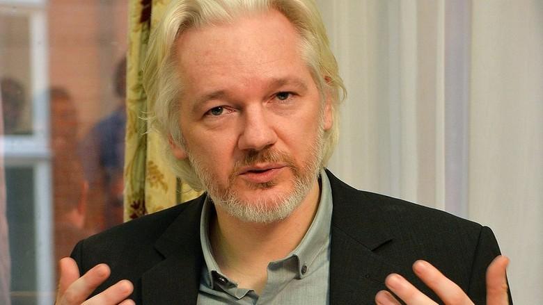 Setelah 7 Tahun, Kasus Dugaan Pemerkosaan Assange Dihentikan