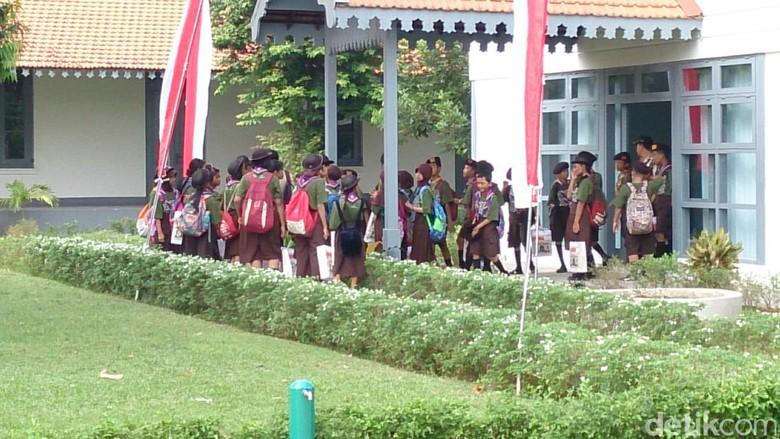 Pejabat Kemdikbud Pimpin Upacara Harkitnas di Museum Kebangkitan