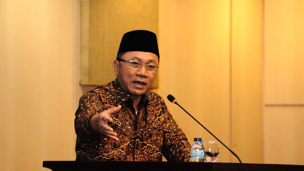 Tolak Pimpinan Jadi 11, Ketua MPR: Jangan Bikin Kesebelasan Bola