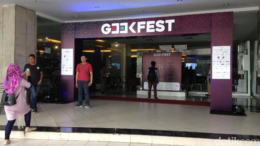 Geekfest 2017 Ajak Arek Suroboyo Lebih Kreatif