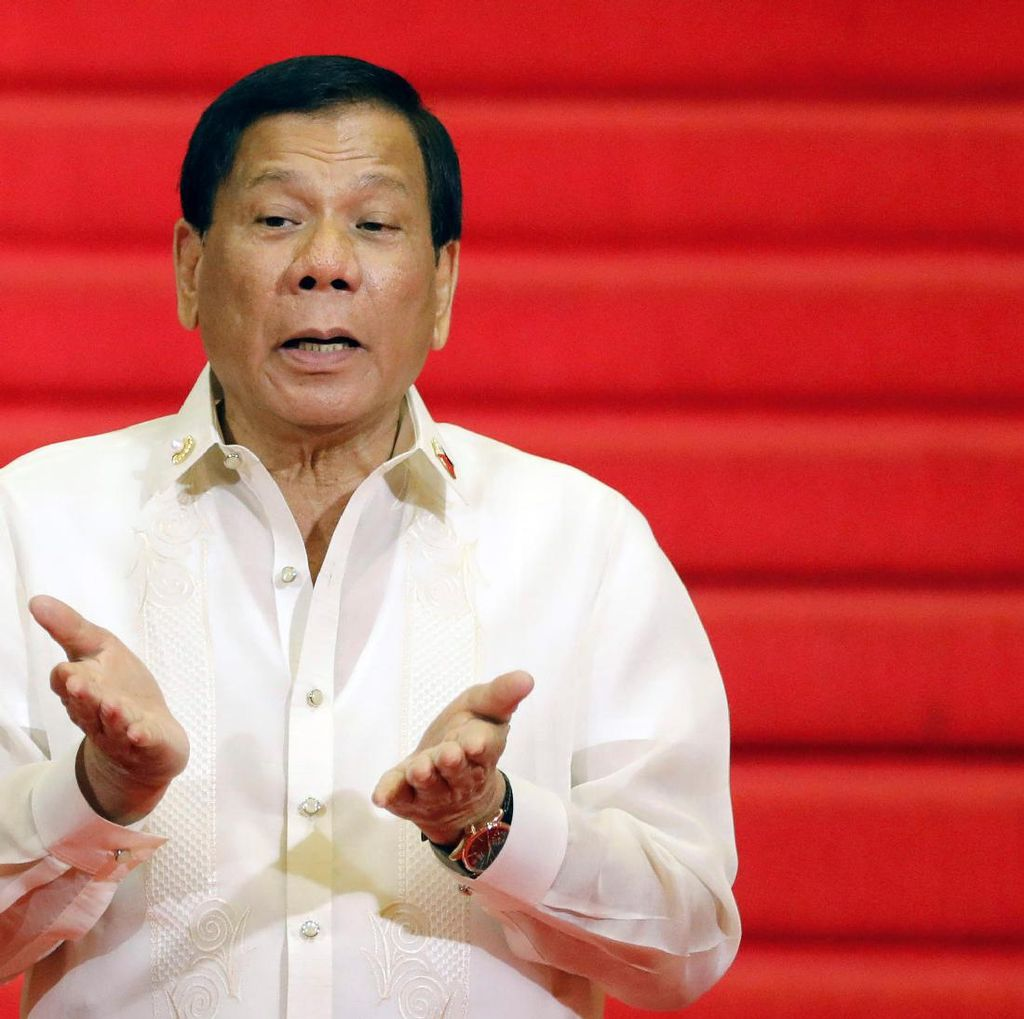Duterte ke Indonesia dan Malaysia: Ledakkan Perompak di Laut