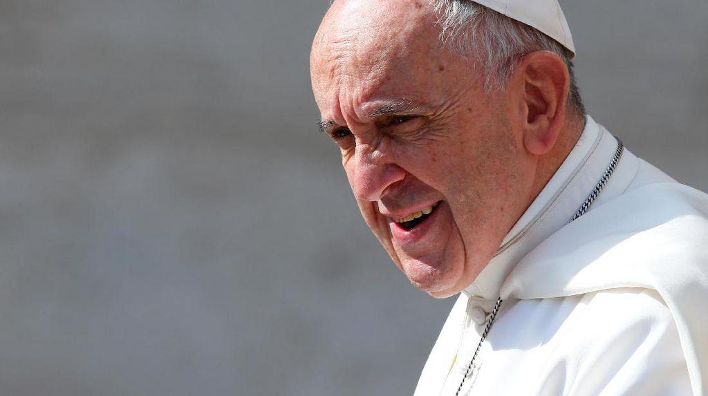 ISIS Ancam Vatikan dan Paus Fransiskus dengan Serangan Mobil