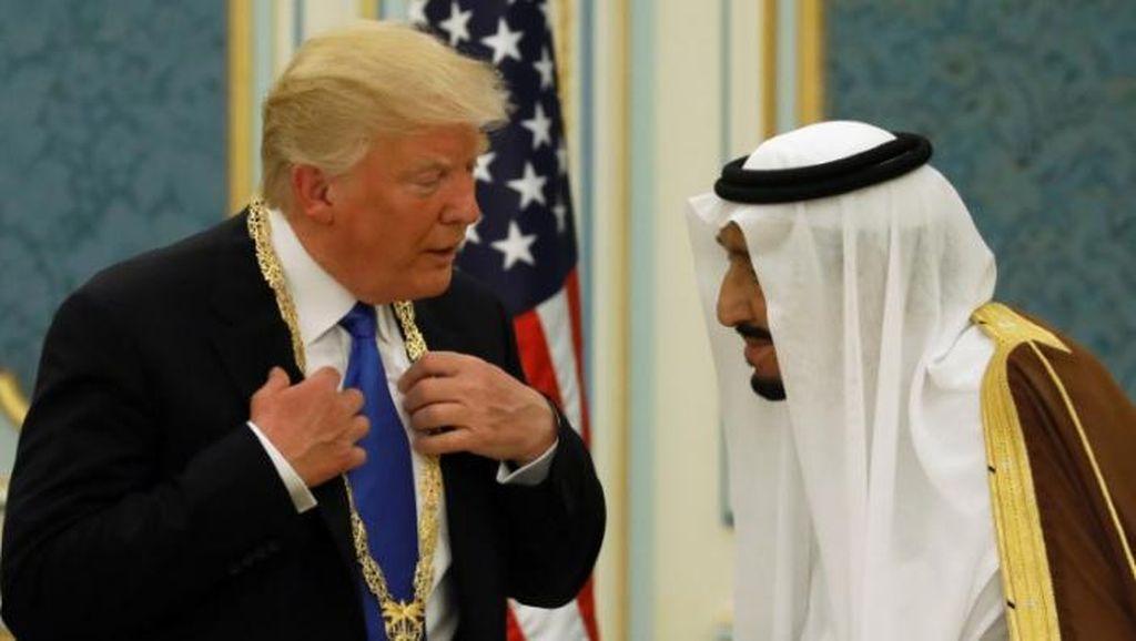 Raja Salman Gandeng Perusahaan Amerika Garap Proyek Rp 731 T