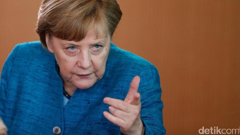 Kanselir Jerman Ingin Negosiasi Status - Berlin Kanselir Jerman Angela Merkel menolak keputusan Presiden AS yang mengakui Yerusalem sebagai Ibu Kota Selain itu Merkel