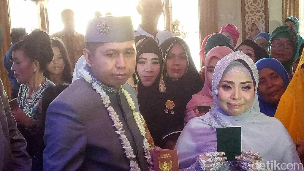 Sebulan Nikah, Muzdhalifah akan Gugat Cerai Suami Ketiga