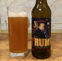 Nama Donald Trump Dipakai sebagai Nama Bir di Ukraina