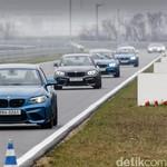BMW Tak Tertarik Pasang Mesin Empat Silinder pada Seri M