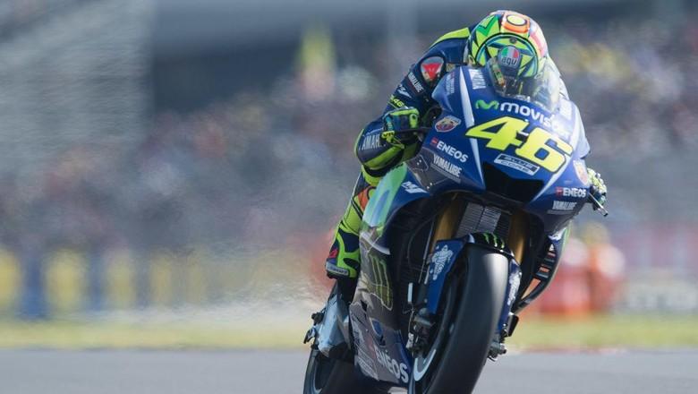 Kesedihan Valentino Rossi