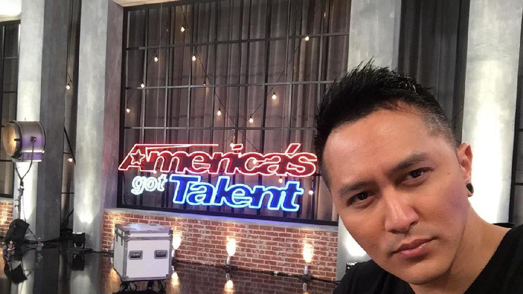 Terhenti di Americas Got Talent, Demian Aditya Ungkap Kekesalannya