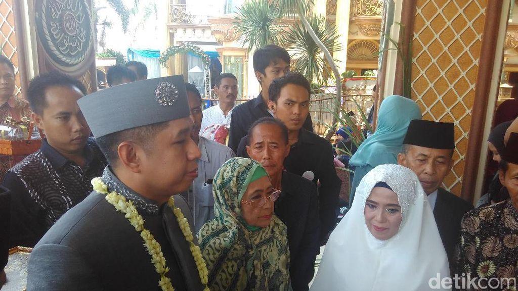 Mantan Suami Muzdalifah Ditangkap Sehabis Makan