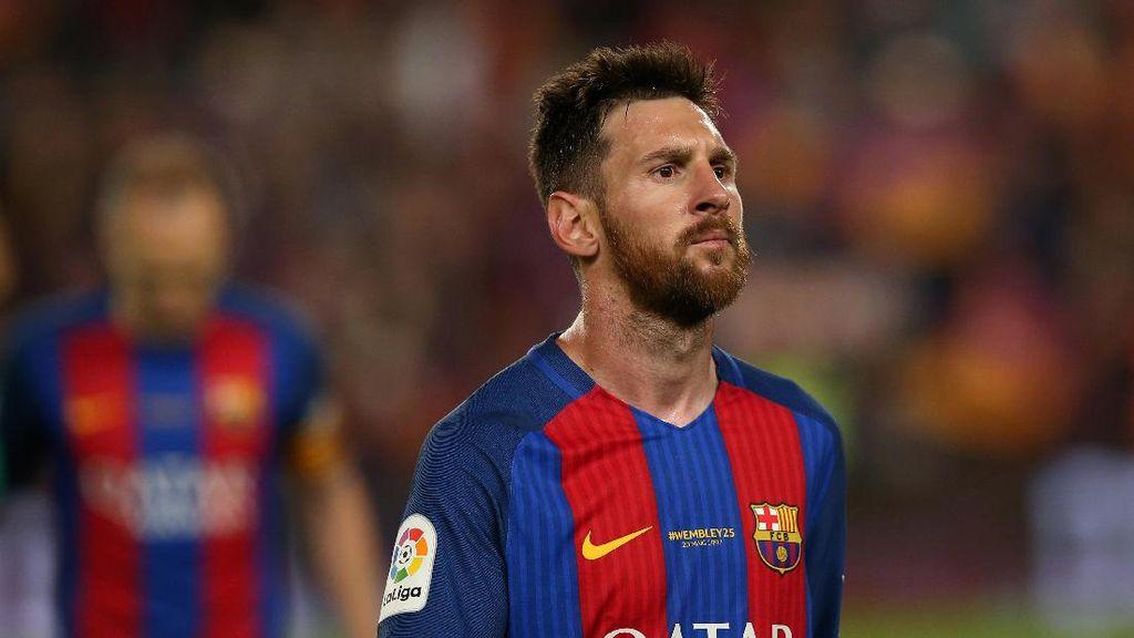 Kata Messi soal Liga China