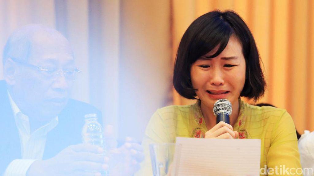 Kabar Ahok Gugat Cerai Veronica Bikin Netizen Susah Tidur