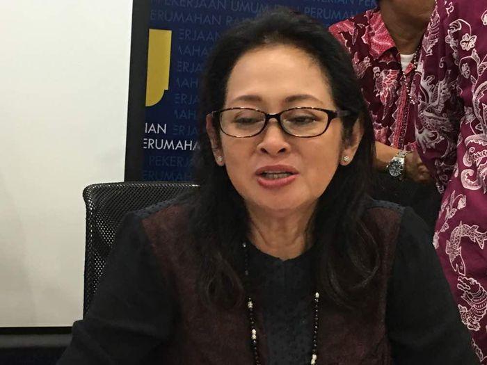 Dirjen Pembiayaan Perumahan Kementerian PUPR Lana Winayanti