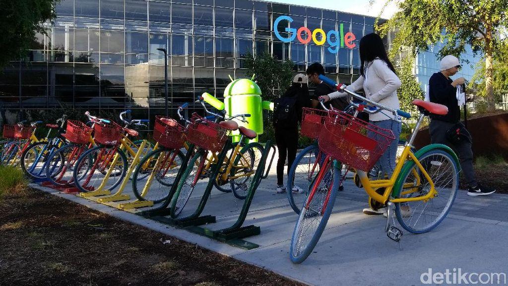 Google Gandeng Raksasa Internet China, Mau Apa?