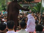 2 PSK Online di Banda Aceh Dicambuk, Penonton Gempita