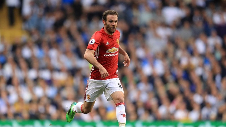 Juan Mata (Richard Heathcote/Getty Images)