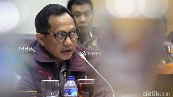 Kapolri: Pelaku Bom Kampung Melayu Jaringan Bahrun Naim