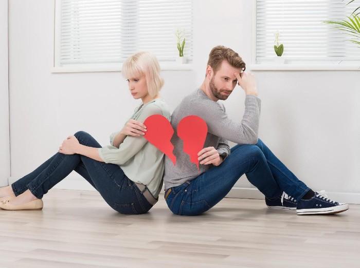Ketika terjadi kekerasan dalam rumah tangga, haruskah perkawinan diselamatkan?/Foto: Thinkstock