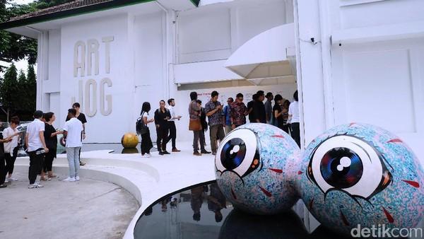 Ini Tantangan Wedhar Riyadi Ubah Halaman Depan Jogja National Museum