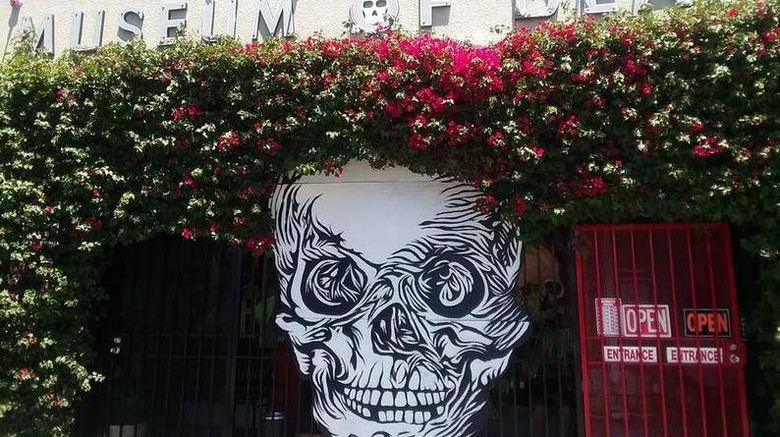 Foto: Museum of Death di Hollywood, AS (stonerqueen1987/Instagram)
