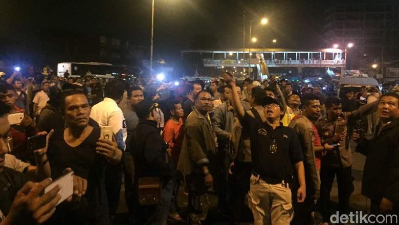Ada Potongan Tubuh di TKP Ledakan Terminal Kampung Melayu