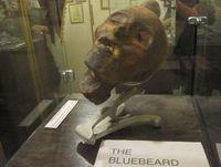 Kepala The Bluebeard of Paris (EldritchBlack/Twitter)