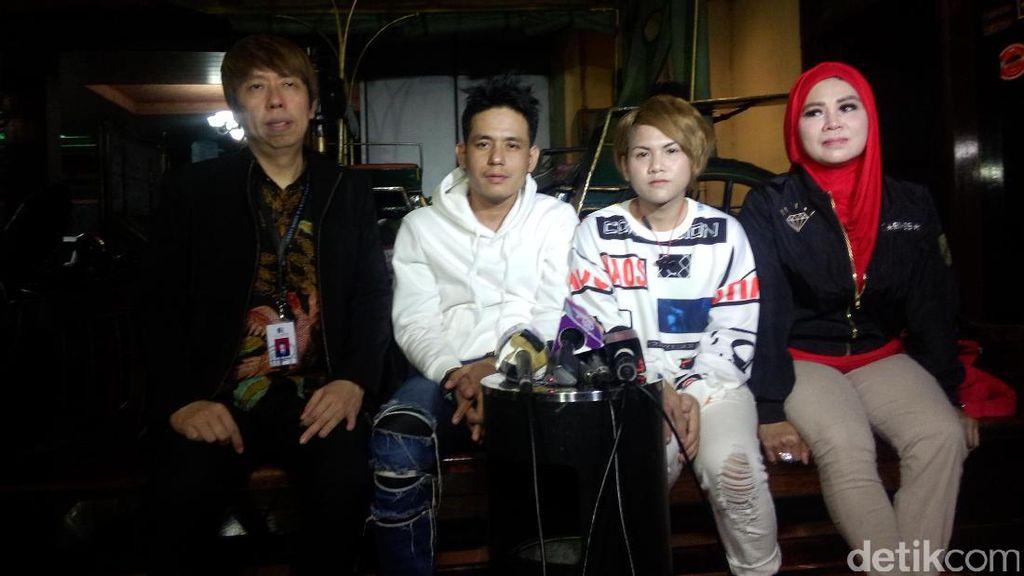 Evelyn Pasrah Diceraikan Aming, Young Lex Bikin Tato Wajah Ahok