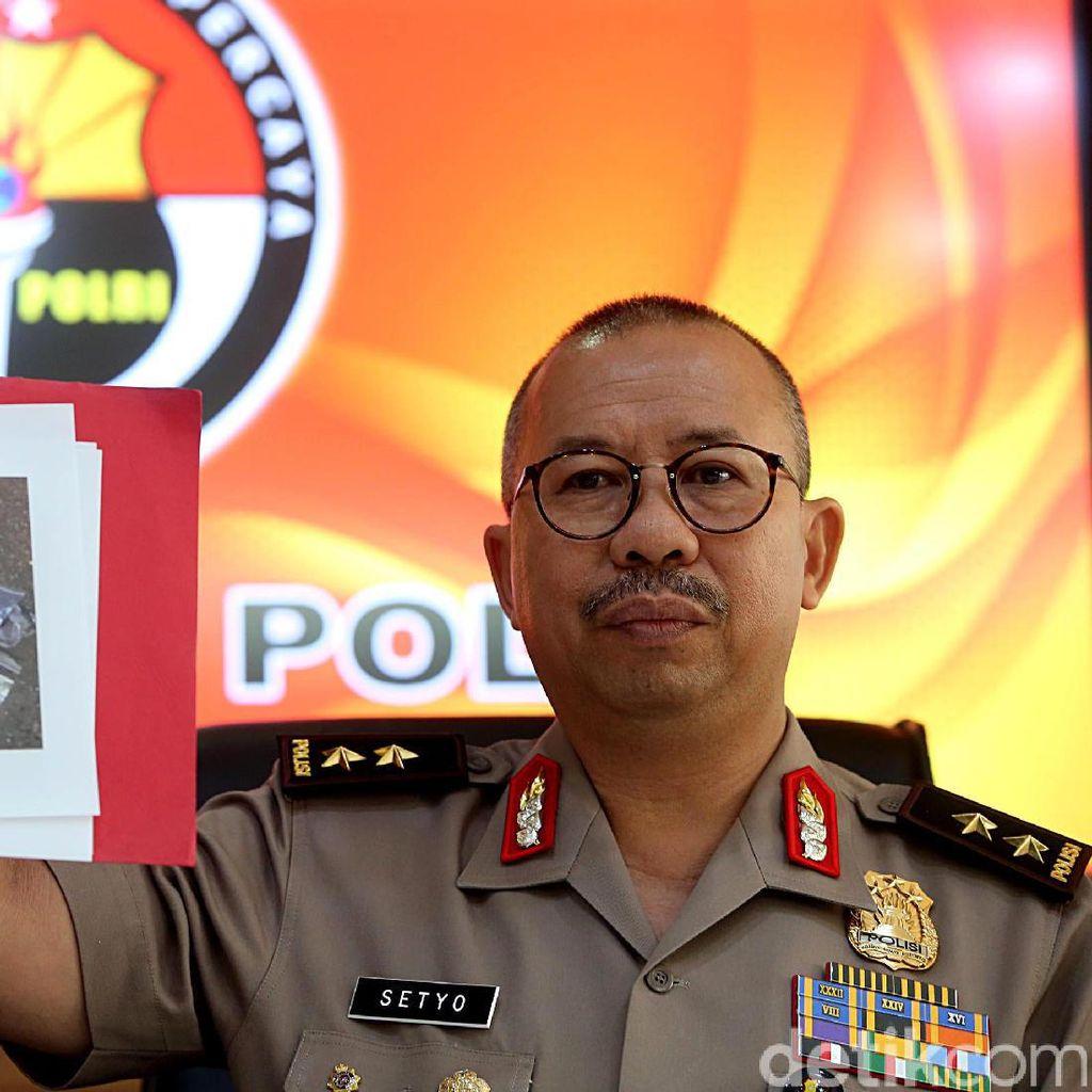 3 Hari Operasi Penangkapan Teroris, 19 Pria Diamankan Polri