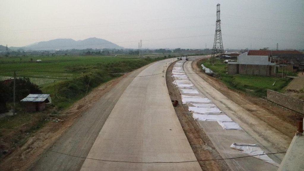 Selain Becakayu, Tol Soreang-Pasir Koja Juga Beroperasi Bulan Depan