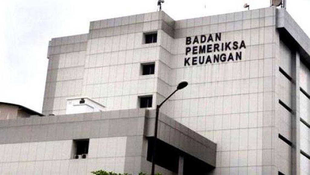BPK Serahkan Audit Laporan Keuangan Kemenko Polhukam, BIN Hingga KPK