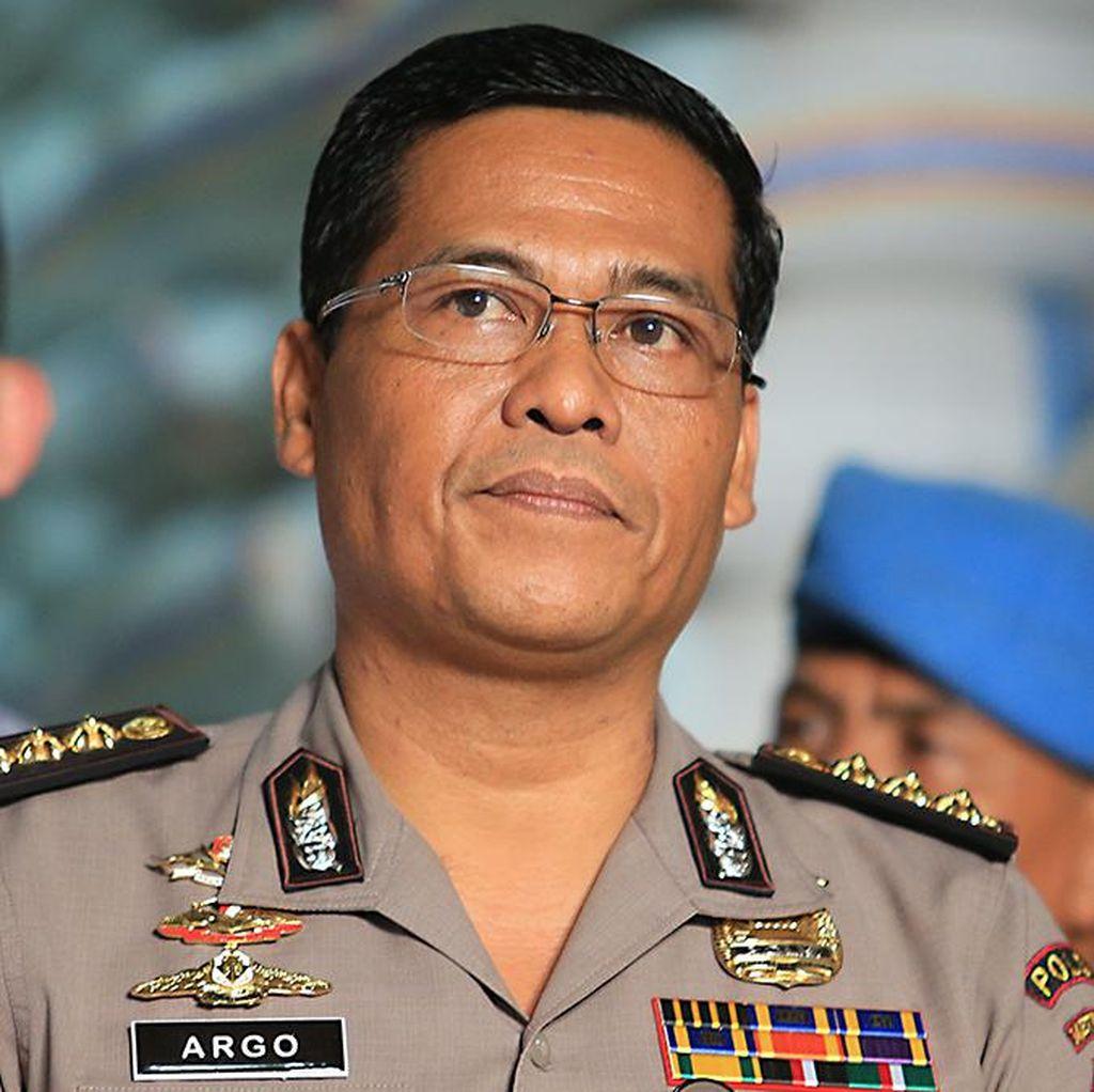 Polisi: Aksi 1712 Dimulai dari Subuh, 20 Ribu Personel Diterjunkan