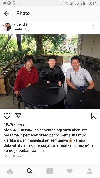 Putra Arifin Ilham Maafkan Pembuat Video Parodi Poligami