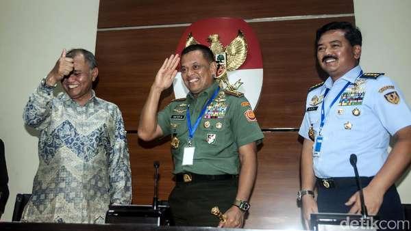 Panglima TNI Beberkan Kronologi Terbongkarnya Kasus Heli AW 101