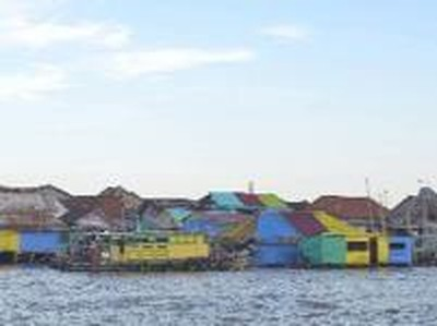 Sambut Asian Games 2018, Palembang Bikin Kampoeng Warno-warni
