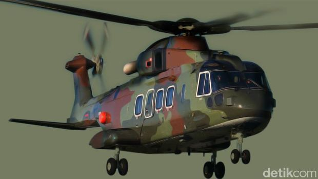 Heli AW-101.