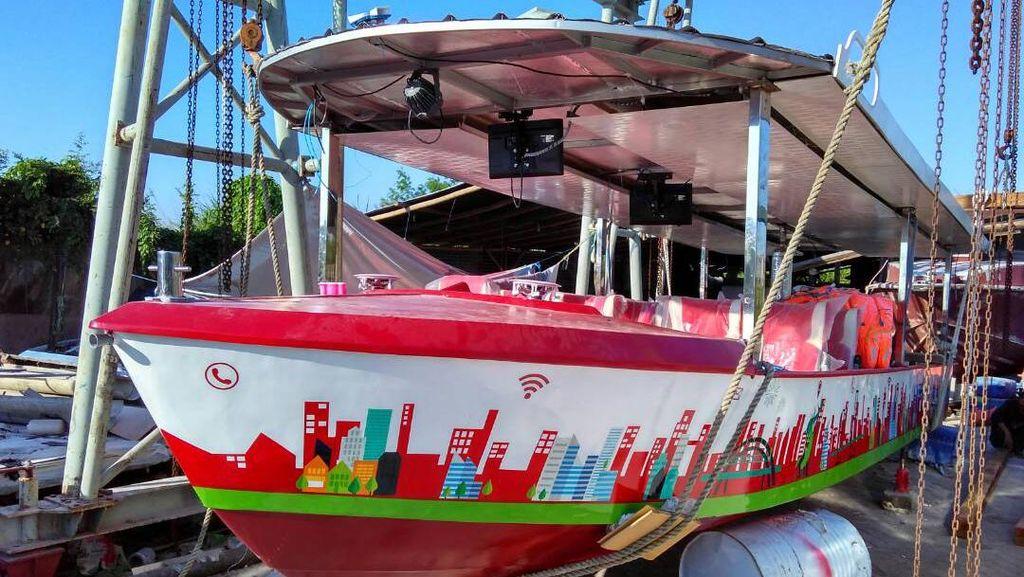 Keistimewaan Bus Air Wisata yang Bakal Hadir di Surabaya